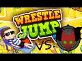 WRESTLE JUMP W/ Entoan | Thrusting Luchadors!