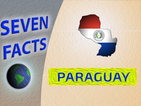 7 Facts about Paraguay