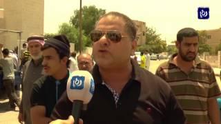 مسيرات في عدد من المحافظات رفضا لانتهاكات الاحتلال في القدس المحتلة - (21-7-2017)