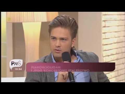 Piotr Orzechowski - interview for TVP2 |