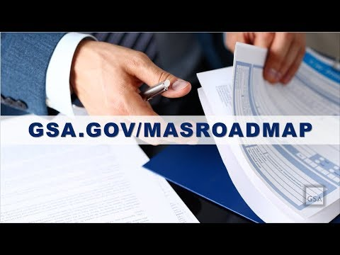 Doing Business With GSA – Roadmap Getting On Contract
