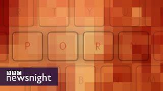 Has porn become socially acceptable?: DEBATE - BBC Newsnight