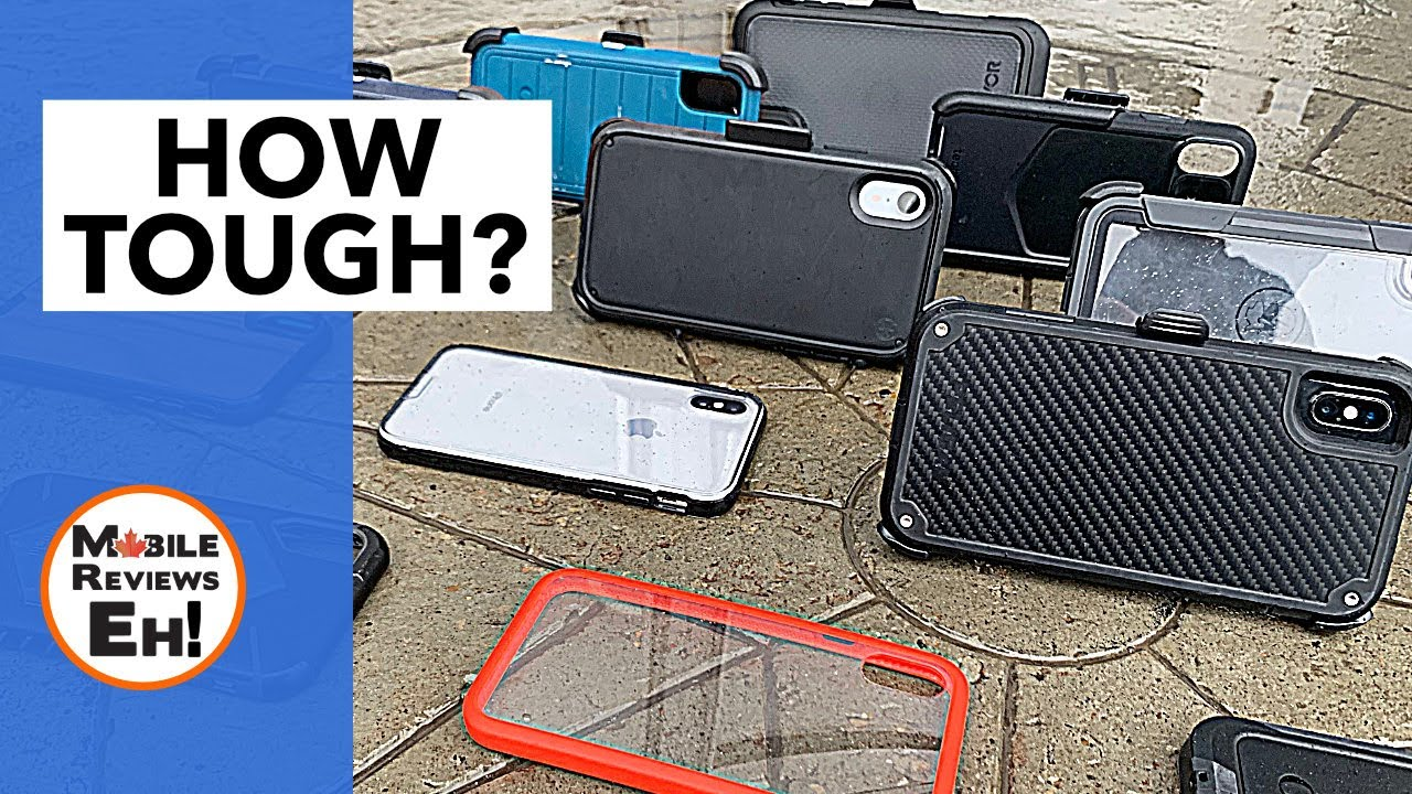 The Toughest iPhone XR, iPhone XS, and XS Max Cases - Mobile