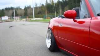 Miata Madness || Washington State Stance