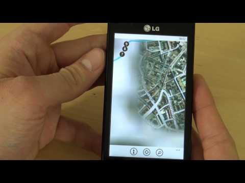 LG Optimus 7 Test Multimedia
