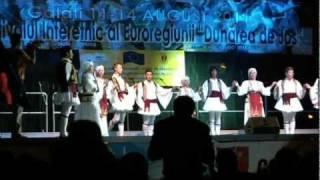 UUR Tulcea Festivalul Interetnic al Euroregiunii Dunarea de Jos Galati 2011