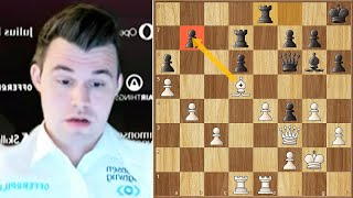 Magnus Can Sacrifice Anything, Anywhere! || Carlsen vs Nakamura || NCC Finals! (2021)