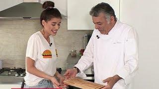 Chef Hadad in bucataria Ioanei Filimon