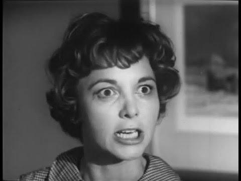Stark Fear  Beverly Garland slaps Kenneth Tobey