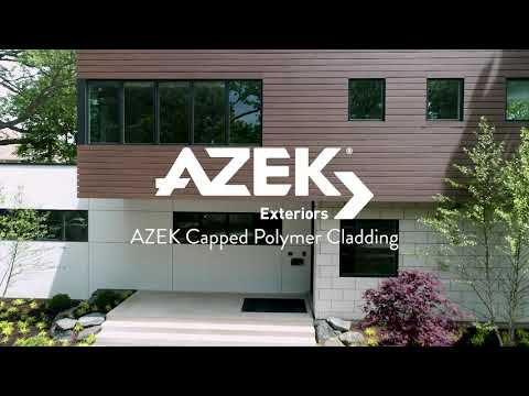 AZEK CLADDING: Custom Home in North Suburbs of Chicago
