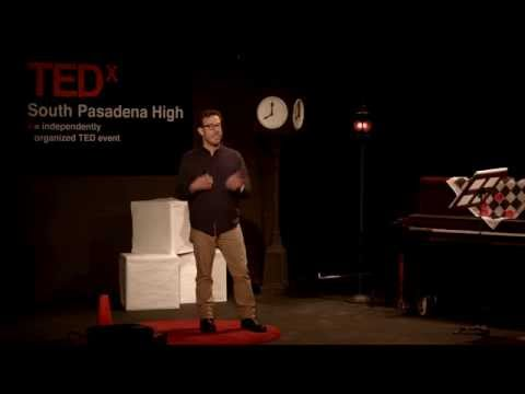 Be Yourself to Free Yourself(Finding Your Personal Freedom) | G Brian Benson | TEDxSouthPasadenaHigh