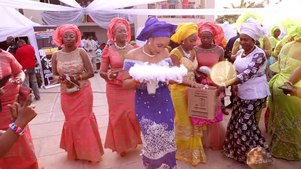 Best Nigeria Traditional Wedding Video Chidinma Chuka By Evefilms Youtube