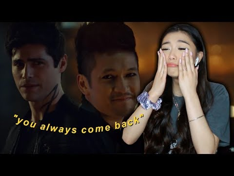 I'm Having A Meltdown Over The Malec Reunion **Shadowhunters 3x20 Reaction**
