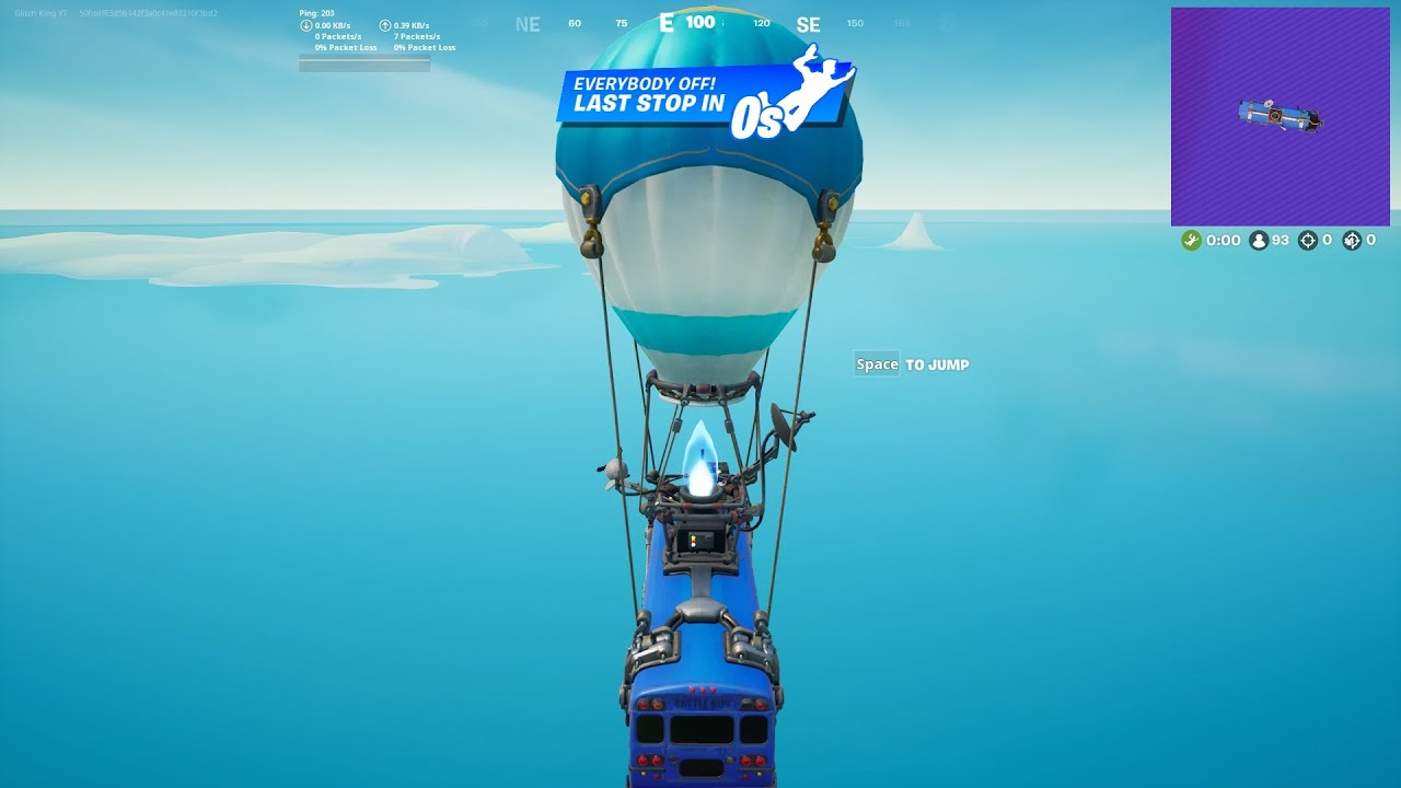 how to drive the battle bus in fortnite 🚍😱