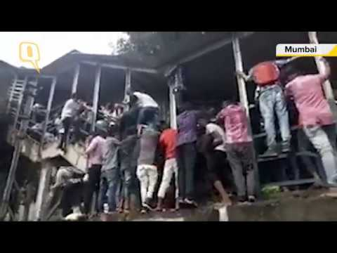 Stampede in Mumbai's Elphinstone Railway Station Turns Deadly