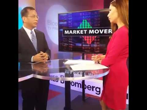 PCC Chairman Arsenio Balisacan Interview with Bloomberg TV Philippines