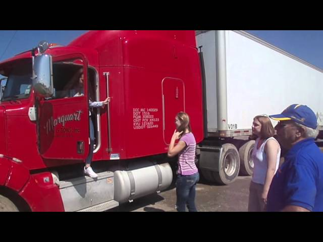 Tractor Trailer Safety