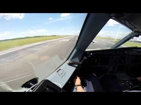 Scandinavian 984 taking off at Narita Tokyo