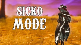 Fortnite Montage - Sicko Mode