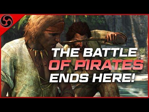 Assassin's Creed 4: Edward Kenway Vs. Charles Vane