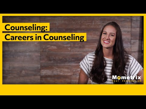 Counseling: Careers In Counseling