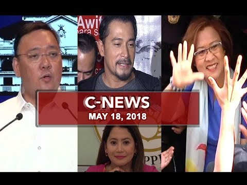 UNTV: C-News (May 18, 2018)
