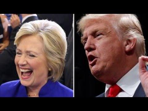 Clinton preparing for '2 Trumps' at debates