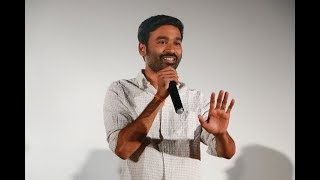 Dhanush Controversial Answer for, WHY ANIRUDH Was Not a Part of VIP2   |VIP2 PressMeet