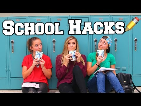 School Hacks   B&B Back to School