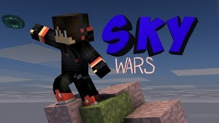 I am good at video games totally | Minecraft Skywars