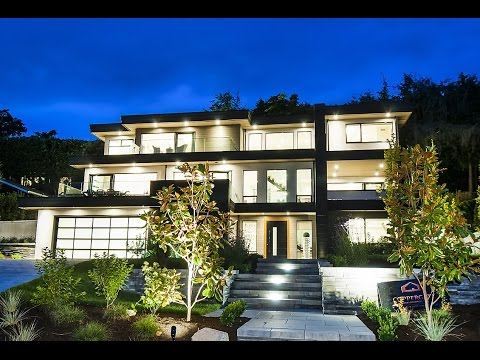4113 Bayridge Ave   West Vancouver Luxury Real Estate