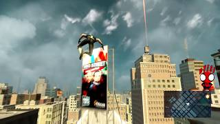 Spider-man and Punisher Crossover - The Amazing Spider-man 2 (PC) MOD