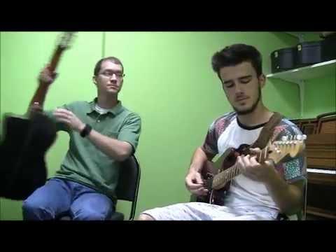 Alan and Josh - Last Lesson