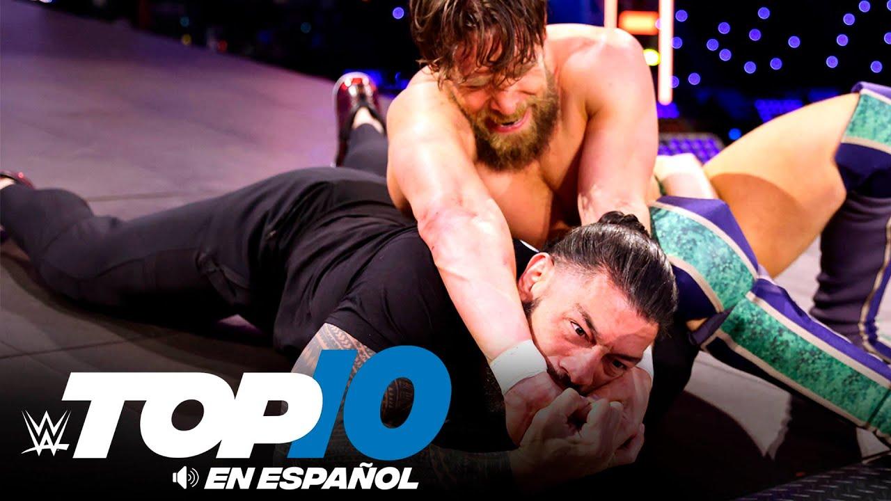 Top 10 Mejores Momentos de SMACKDOWN: WWE Top 10, Abr 2, 2021