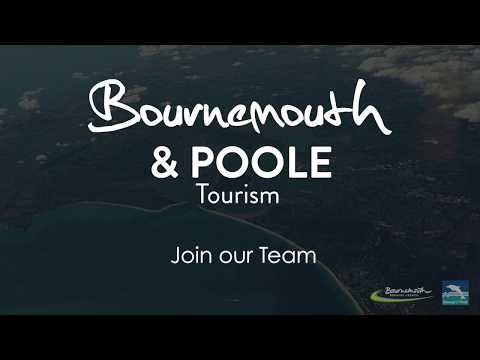 Work at Bournemouth & Poole Tourism!
