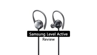 Samsung Level Active Headphones Review