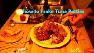 How To Make Tuna Patties / Easy Soul Food Recipe 2of2