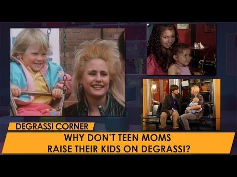 Degrassi Corner: Why Don't Teen Moms Raise Their Kids On Degrassi?
