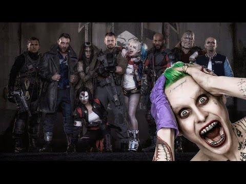 Suicide Squad Uncut Trailer #2