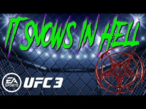 UFC 3- Career Ep.- 5 Contender Status: Real Fights Now
