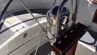 1983 Nordic 44' Cutter blue water sailboat cruiser