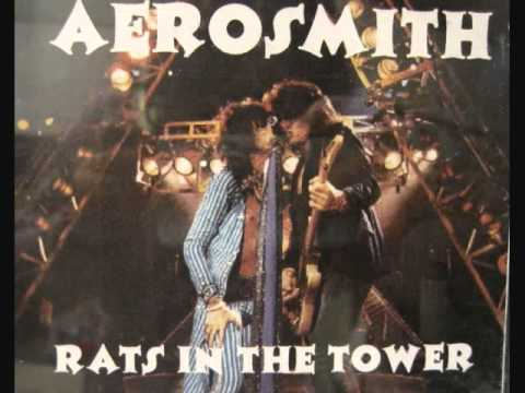 Aerosmith Rats In The Cellar Live Philly 1978 Tower