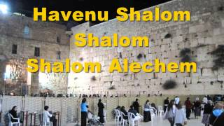 Shabbat Shalom Medley Jonathan Settel with Lyrics