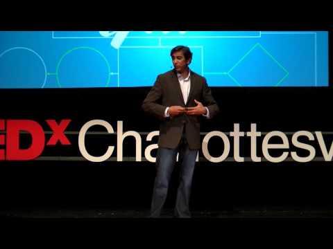 Beyond The Bottom Line | Bobby Parmar | TEDxCharlottesville