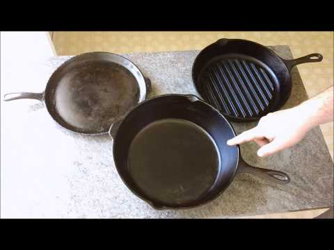 How to Ruin a Cast Iron Pan