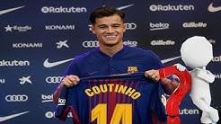 Welche Trikotnummer kriegt Coutinho bei Barca? I HALBZEITANALYSE