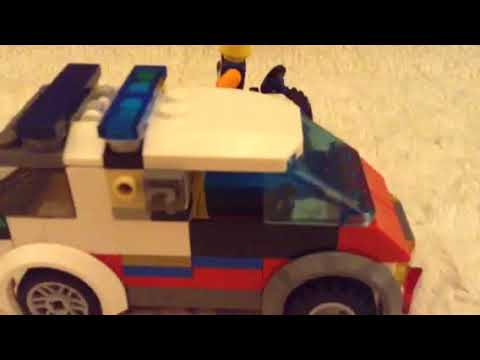 Lego Billy And Bob The Race Episode 2