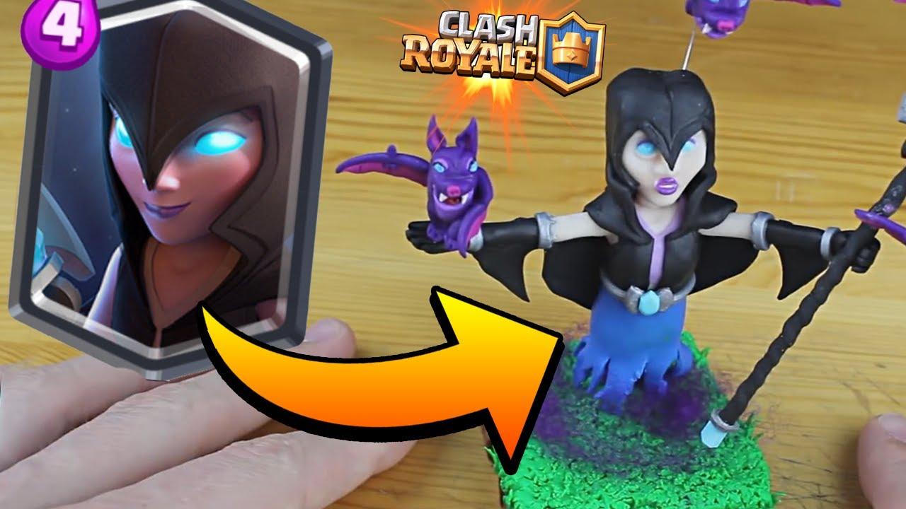 figuras reales de cartas tropas de clash royale c mo crear juguetes de clash royale youtube. Black Bedroom Furniture Sets. Home Design Ideas