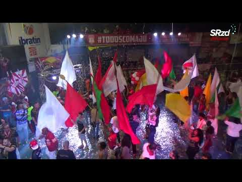 Colorado do Brás: apresentação do samba campeão - Carnaval 2019 - SRzd