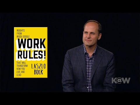 How Google's Rules Can Work In Your Office